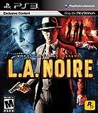 LA Noire - PlayStation 3 Standard Edition