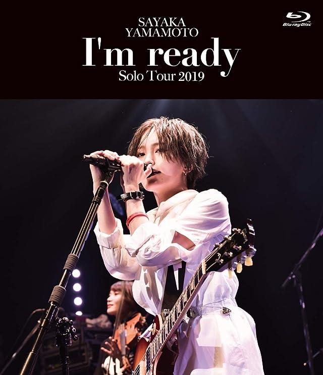 【Amazon.co.jp限定】山本彩 LIVE TOUR 2019~I'm ready~