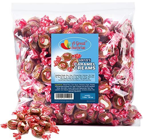 Goetzes Caramel Creams Bulk Candy product image