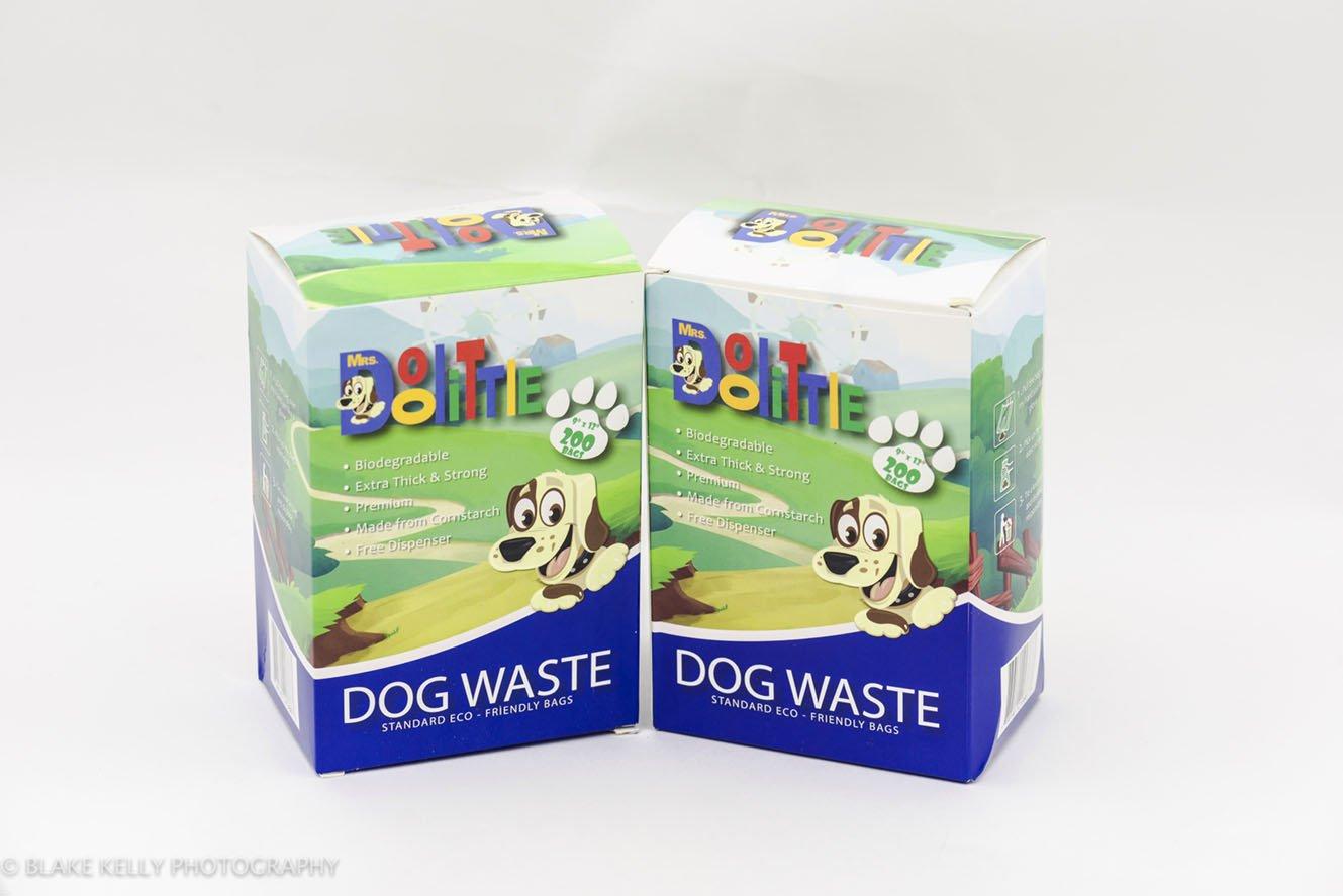 Mrs. Doolittle - Bolsas de Basura biodegradables para Perros ...