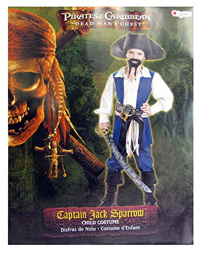 Jack  (Youth Pirate Costumes)