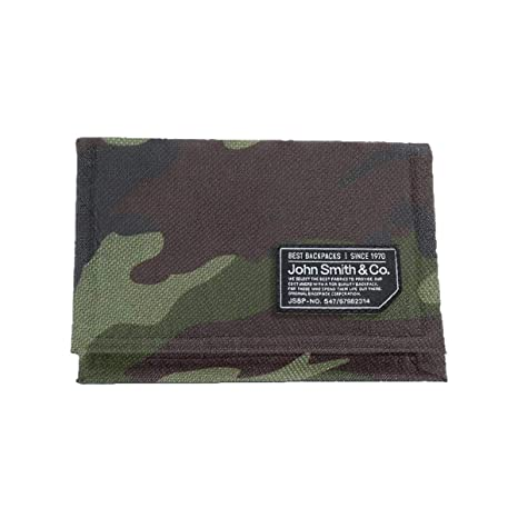 21268ae99aa John Smith Cartera B-18201 Camouflage  Amazon.es  Equipaje