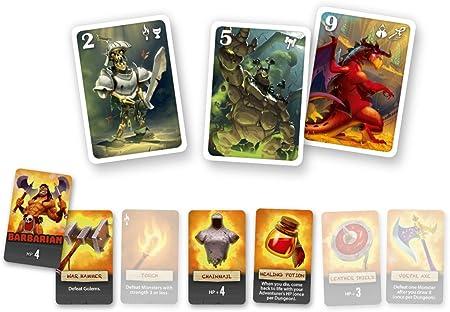 IELLO 51234 Welcome to The Dungeon Juego de Mesa: Amazon.es: Juguetes y juegos
