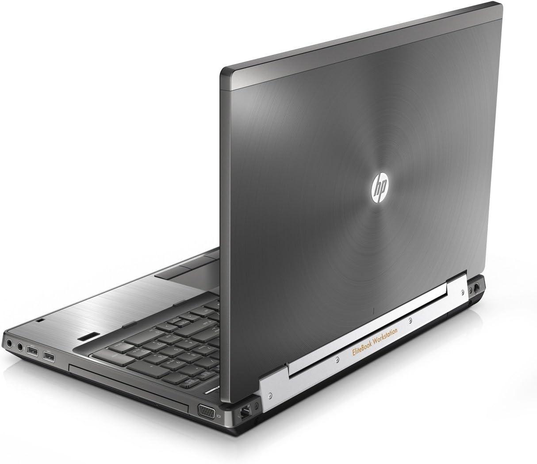 Amazon.com: HP Elitebook 8570W 15in Notebook PC - Intel Core i5-3320M 2.6GHz 8GB 320GB DVDRW Windows 10 Professional (Renewed): Computers & Accessories