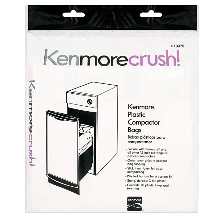 Top 9 Trash Compactor Parts For Kenmore Elite