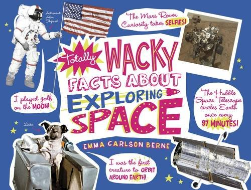 Download Totally Wacky Facts about Exploring Space (Mind Benders: Mind Benders) pdf epub