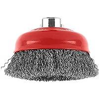 Bosch 2609256502 DIY pannenborstel golvende draad, ø 100 mm, M14 (1)