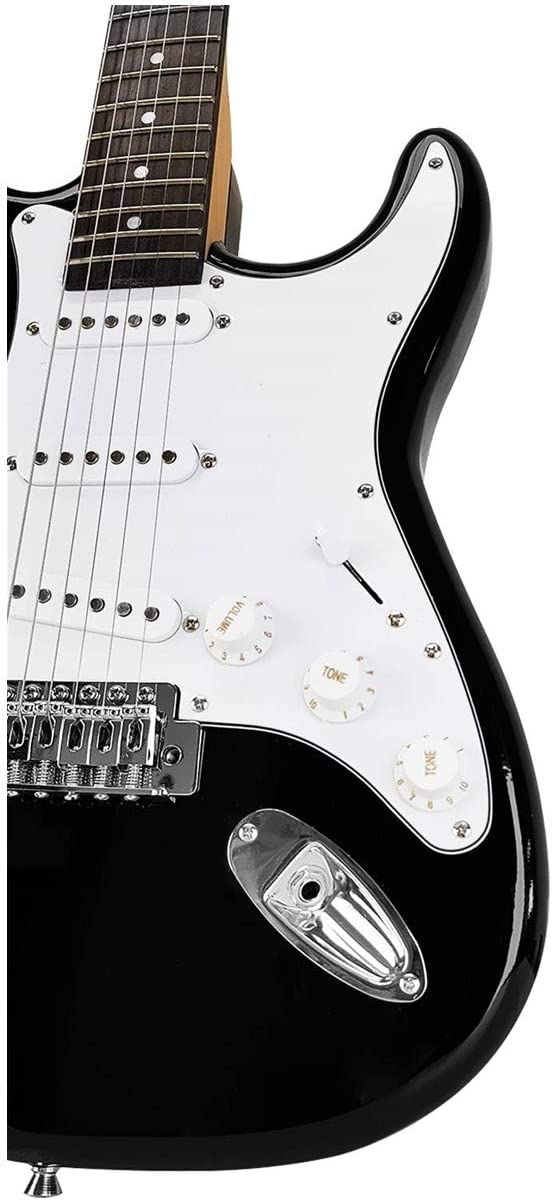 Amplificateur 15W Johnny Brooks JB403 Kit Guitare /électrique Acccessoires Noir