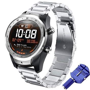 Miimall Ticwatch Pro - Correa de Repuesto para Reloj Inteligente ...