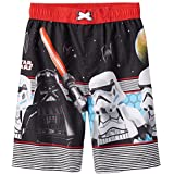 LEGO Boys Star Wars Darth Vader & Stormtrooper Swim Trunks (4)