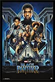 Trends International Wall Poster Black Panther-Group One Sheet, 24.25'' x 35.75''
