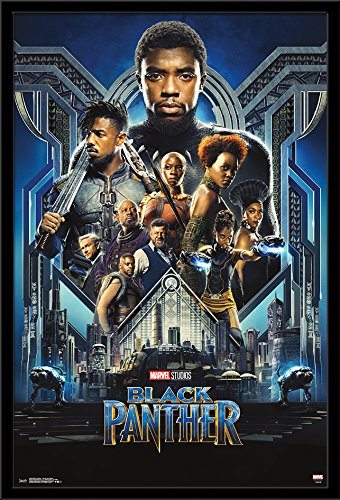 Trends International Wall Poster Black Panther-Group One She