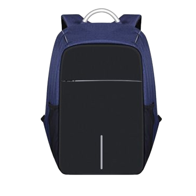 KIKIYA - Bolsa Escolar, Azul (Azul) - 6469874365686