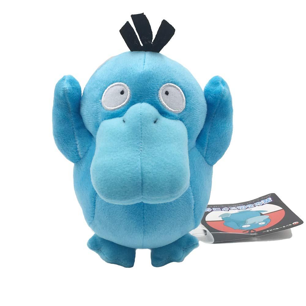 6 in. BuyerZoon Shiny Psyduck Plush Doll Toys Small Size