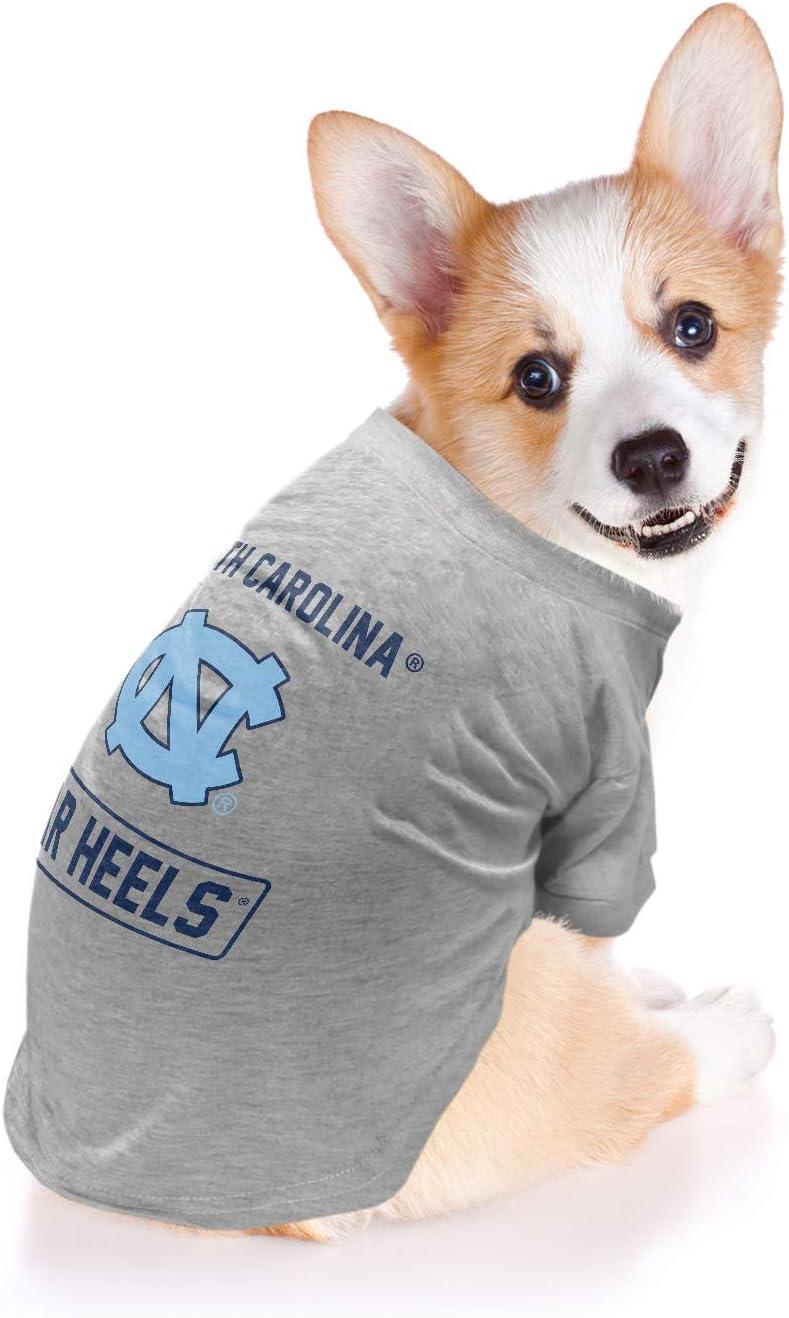 XL Littlearth NCAA North Carolina Tar Heels Pet Jersey