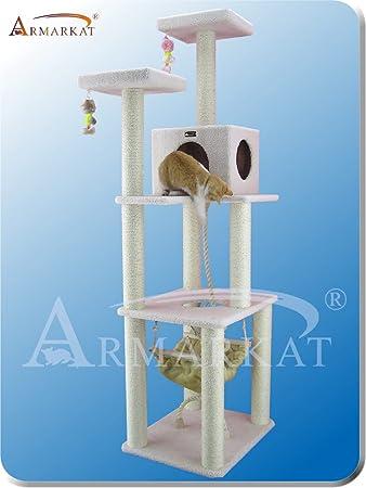 ARBOL para GATOS de ARMARKAT modelo CLASSIC FAUX FLEECE B7301