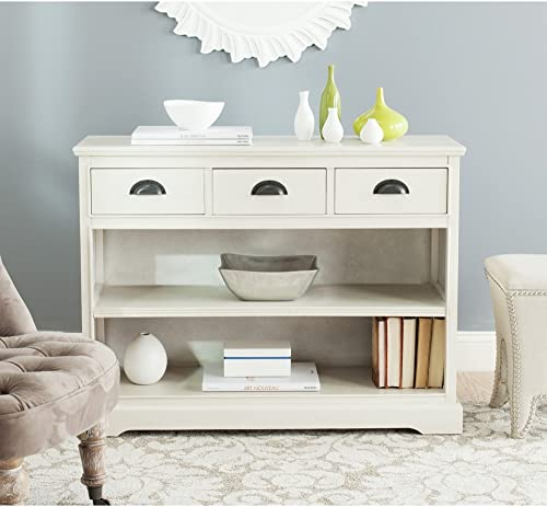 Safavieh American Homes Collection Prudence Grey Bookshelf Unit
