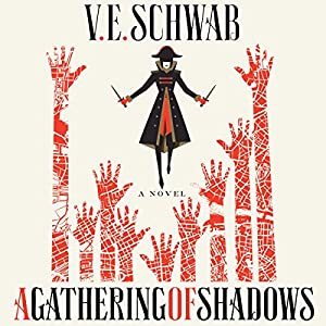 A Gathering of Shadows Audiobook