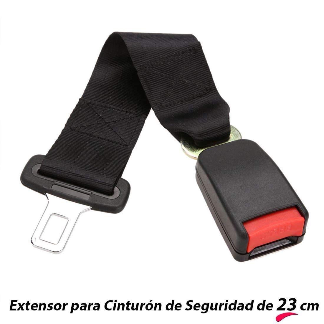 Extensor alargador de cinturón de coche universal para embarazadas seguridad para el bebé y la mamá Tutiendastore
