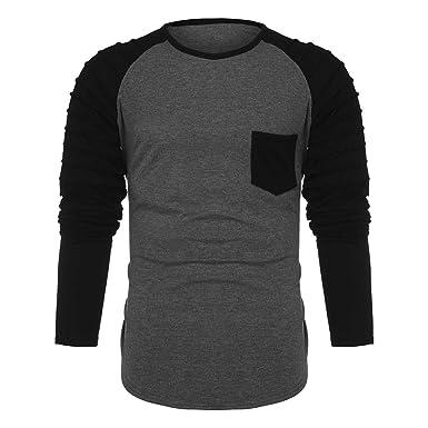 2019 Sommer Style Fashion Print Kurzarm Tees M/änner Mehrfarbig T Shirt Zolimx