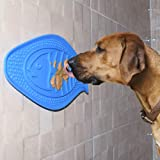 Bate Dog lick