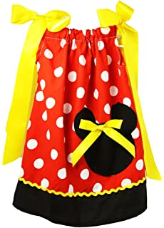 fc29d5975af6f Amazon.com: Wholesale Princess Black and White with Red Polka Dots ...