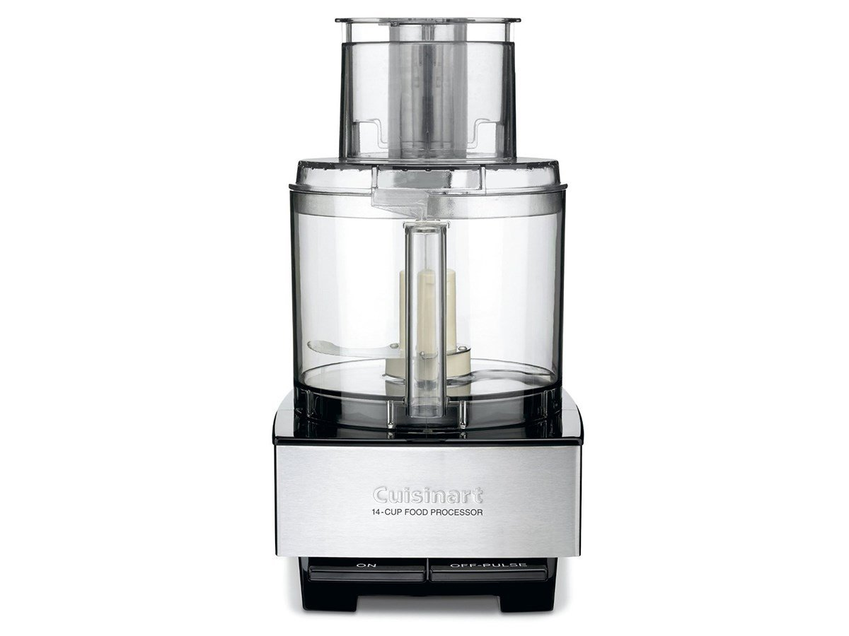 Cuisinart DFP-14BCNY 14-Cup Food Processor, Brushed Stainless Steel by Cuisinart