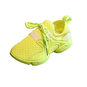LINGGO® Unisex Fashion Air-permeable and Shock-absorbing Running Shoes (Toddler/Little Kid)