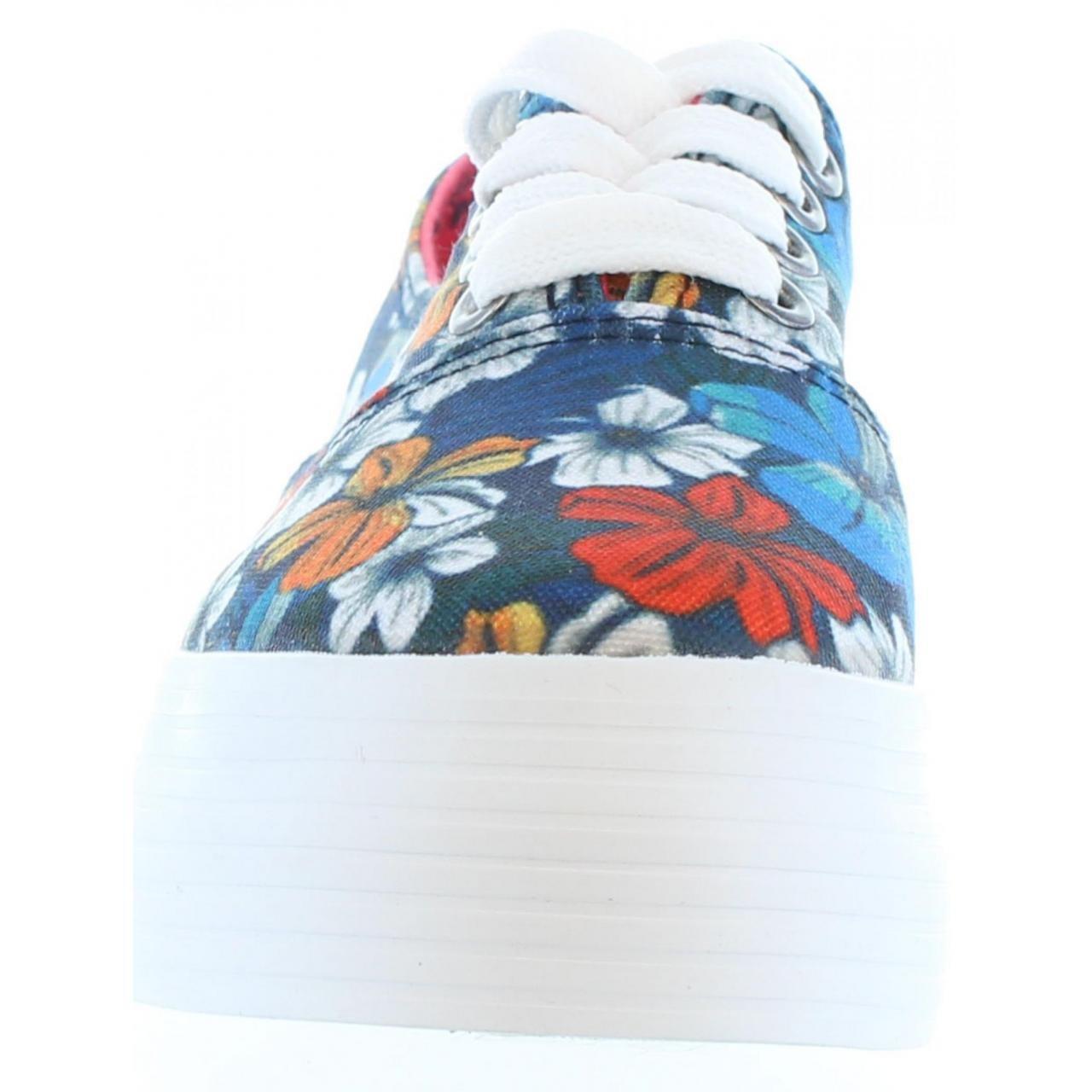 Deportivas de Mujer MTNG 69571 Polinesia Azul Talla 40: Amazon.es: Zapatos y complementos