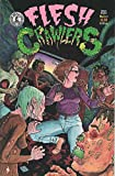 Flesh Crawlers #3 FN ; Kitchen Sink comic book