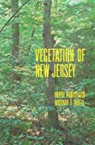 Vegetation of New Jersey, Robichaud, Beryl, 0813507952
