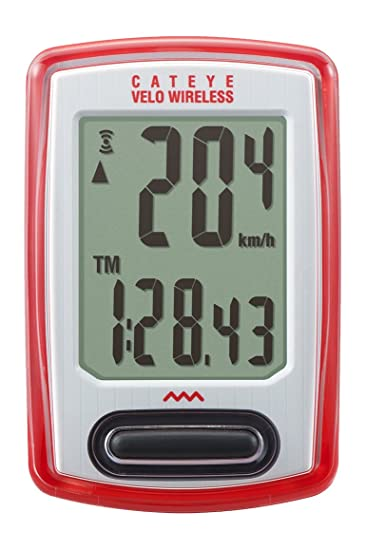 Cateye Velo Wireless Cycle Computer Manual Wire Center