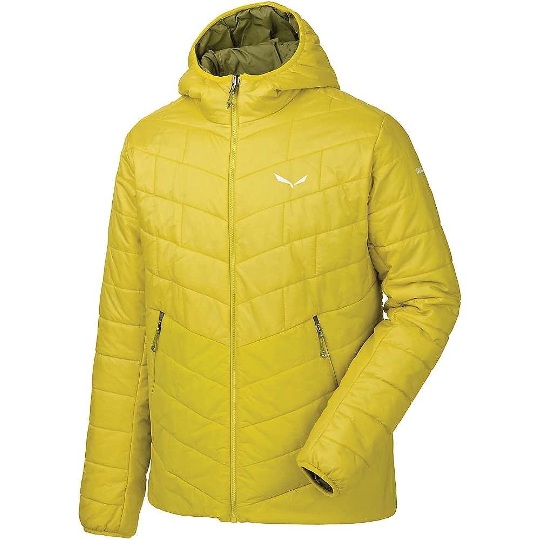 サレワ アウター ジャケットブルゾン Salewa Men's Fanes TW CLT Hood Jacket Poseidon zh1 [並行輸入品] B075STJYJ8  Small