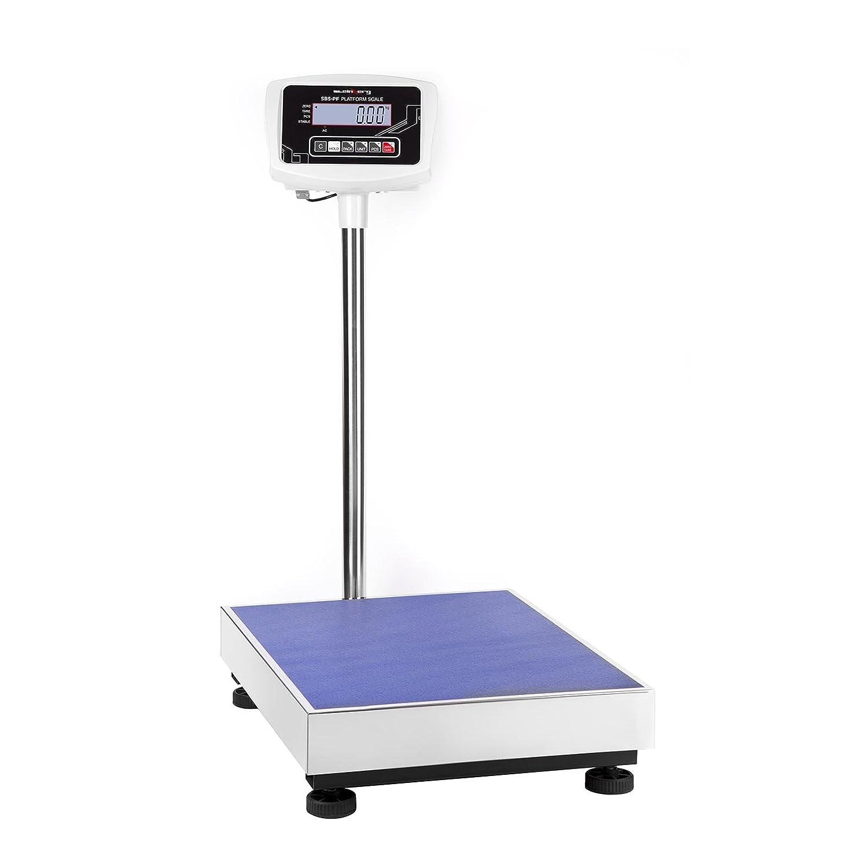 Steinberg Systems –  sbs-pf-150 –  Balance plate-forme –  150 kg/50 g –  Fonction prix –  du –  Expé dition Thunderbolt