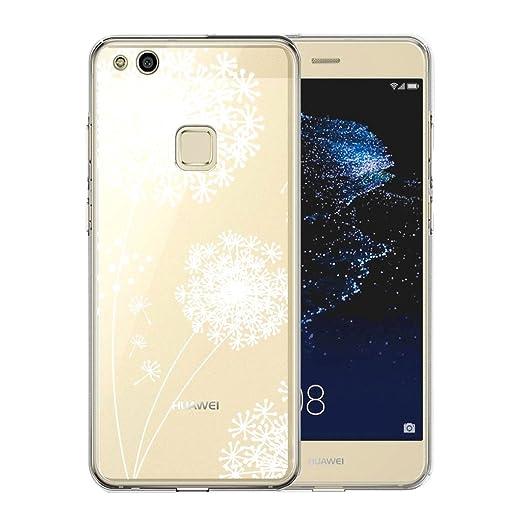 18 opinioni per Cover Huawei P10 Lite, AILRINNI Silicone Custodia Trasparente Morbida Case