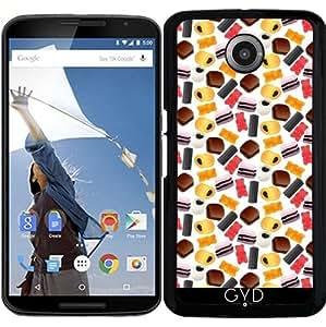 Funda para Motorola Nexus 6 - Sabroso by Ancello