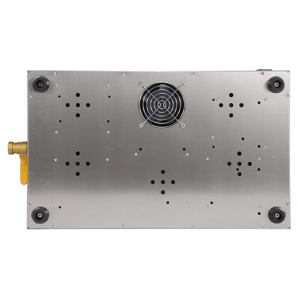 Pulitore Ultrasuoni Display Digitale Con Timer per Gioielli Occhiali Orologi Monete Pulitore industriale acciaio inox 1.3L Pulitore Ad Ultrasuoni Professionale Pulitore Ultrasuoni per Gioielli