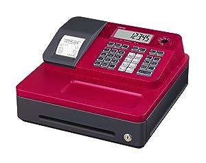 Casio SE-G1SC-RD Electronic Cash Register