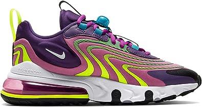 Amazon Com Nike Womens Air Max 270 React Eng Womens Ck2595 500