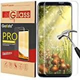 Kyпить Galaxy S8 Screen Protector,Samsung Galaxy S8 Screen Protector,Gotida Galaxy S8 Tempered Glass film Full Coverage HD Clear for Galaxy S8 на Amazon.com