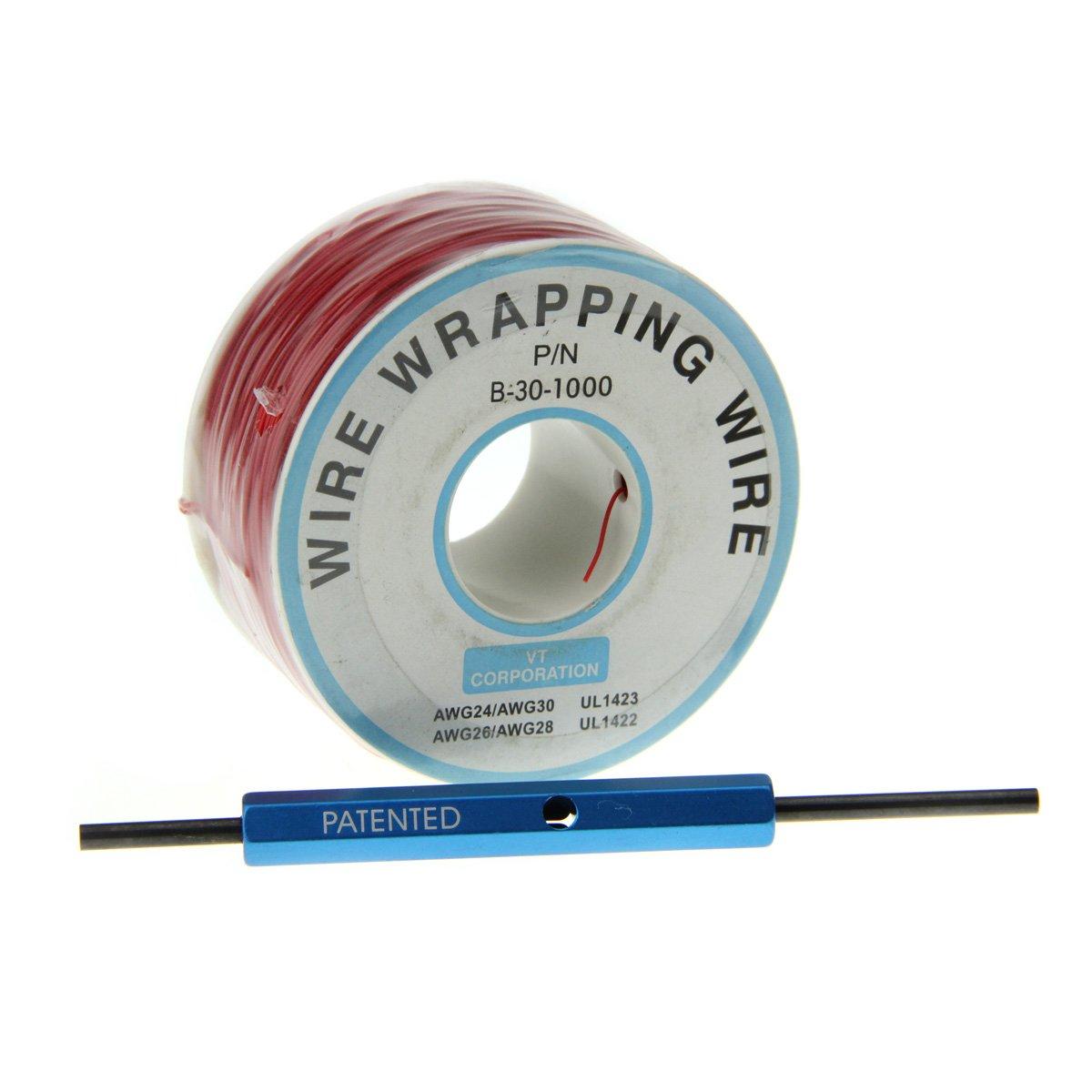 スチール+ PCBワイヤ/ケーブルWinding /折り返しペン – ブルー+ブラック+マルチカラー   B078Z6T7M3