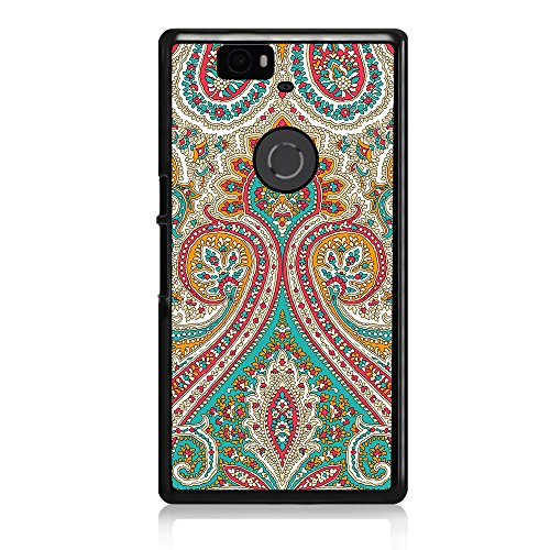 ( For Google Nexus 5 ) Case Cover Phone Case Back Cover - HOT10069 India Culture Pattern (Best Nexus 5 Covers India)