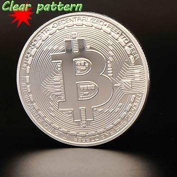 Godlucky Bitcoin Coin Collectible BTC Coin Art Collection