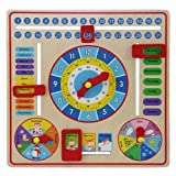 Baby : All About Today Calendar Board