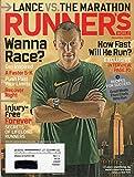 Runner's World November 2006 LANCE VS. THE MARATHON Injury-Free Forever: Secrets Of Lifelong Runners