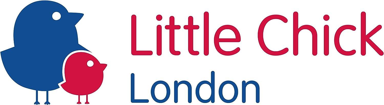blanc Little Chick London Veilleuse Etoile