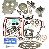 Feuling OEX Hydraulic Cam Chain Tensioner Conversion Kits for Harley 02-06 - 7090 - Scooters Performance