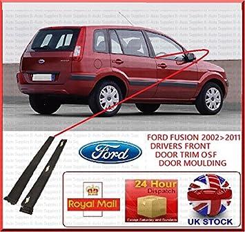 OSF lado del conductor delantero puerta Panel de guarnecido 1690268 B pilar: Amazon.es: Coche y moto