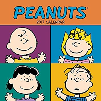 Calendario 2017 Snoopy- Comic Trip - Peanut - Scott Adams + ...
