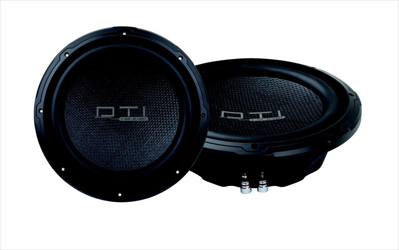 DTI Car Audio DTIDW1240SL 12-Inch Slim Woofer